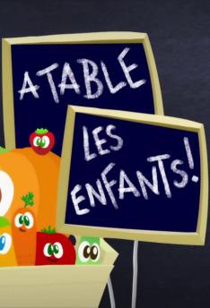 Ke stolu, děti!