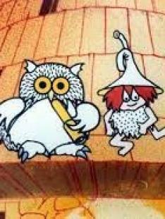 Kukulík a sova Vihuela