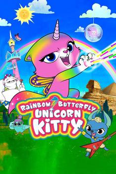 Rainbow Butterfly Unicorn Kitty (Rainbow Butterfly Unicorn Kitty)