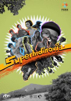 Superhrdinovia (Legenda)
