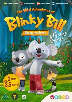 Divoká dobrodružství Blinkyho Billa