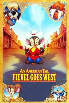 Americký ocásek - Fievel na divokém západě
