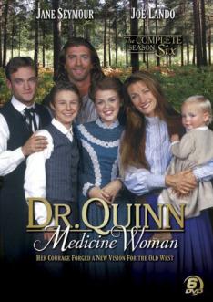 Doktorka Quinnová VI (Pomsta)