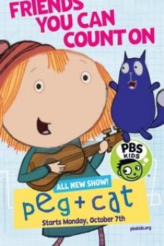 Peg + Kočičák