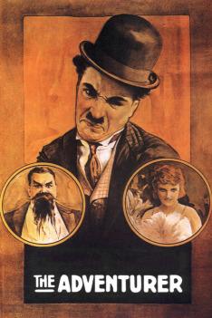 Chaplin trestancom na úteku