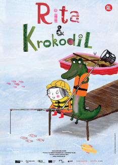 Rita a krokodýl