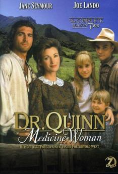Doktorka Quinnová II (Únos I.)
