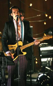Pop-rockové pódium: Nick Cave and the Bad Seeds - koncert v Londýně