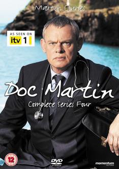 Doktor Martin IV (Neklidně spočívá hlava)