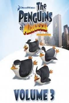 Tučňáci z Madagaskaru III (Banánoví bandité / K.R.A.CH.)