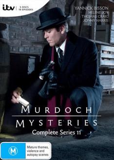 Případy detektiva Murdocha XI (Výbušná hra)