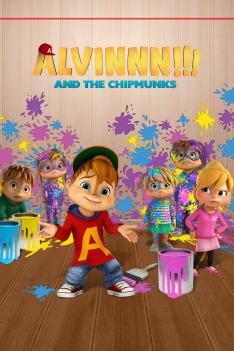 Alvin a Chipmunkové (Máme tu Marťany)