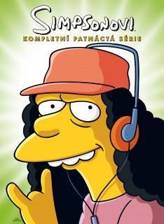 Simpsonovci XV (3)