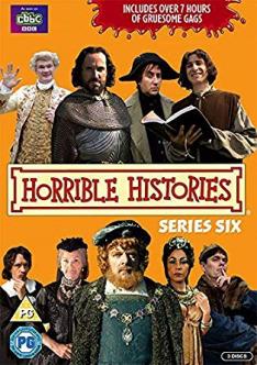 Děsivé dějiny