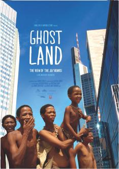Namibijci v Evropě aneb V zemi duchů