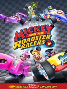 Mickey a závodníci (7)