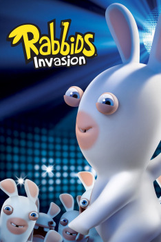 Rabbids Invasion II (Vetřelec mezi králíky // Králíci kamarádi // Králičí dostavník)