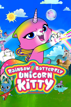 Rainbow Butterfly Unicorn Kitty (Rainbow Butterfly Unicorn Kitty)