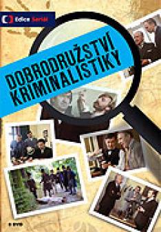 Dobrodružství kriminalistiky (Otisk)