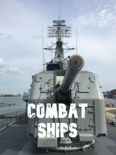 Válečné lodě (Nejmenší plavidla)