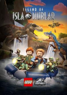 Legenda Isla Nublar (Mise: krize!)