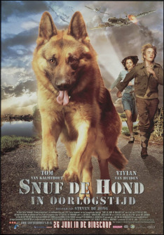 Sniff, válečný hrdina