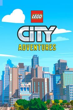 LEGO City Dobrodružství (Parťák / Zloun)