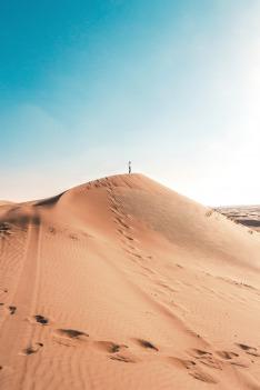 Planéta piesku (Sahara, opätovné dobytie stratených území)