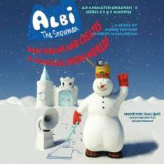 Snehuliak Albi (Albi chce hudbu)
