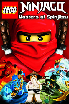 Ninjago: Mistři Spinjitzu