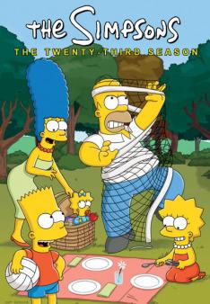 Simpsonovci XXIII (22/22)
