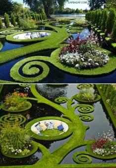 Úžasné záhrady (Park Marie Luisy, Španielsko)