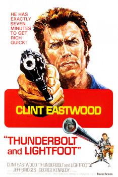 Velikáni filmu... Michael Cimino: Thunderbolt a Lightfoot