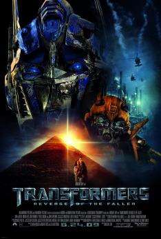 Transformers: Pomsta porazených