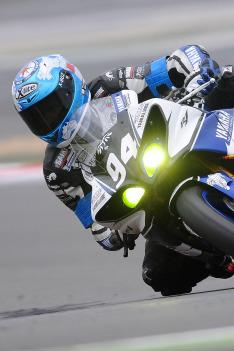 Filip Řeháček – MS Moto 3 Barcelona