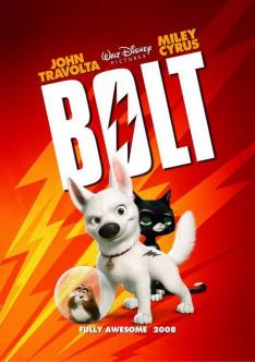Bolt - pes pro každý případ