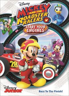 Mickey a závodníci