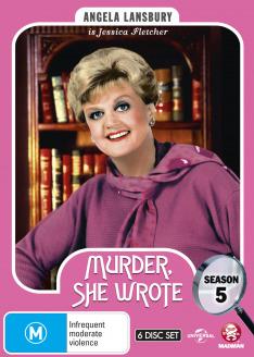 To je vražda, napsala V (Malá noční hra)