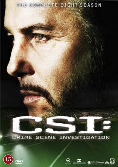 C.S.I.: Kriminálka Las Vegas VIII (Ako šváby)