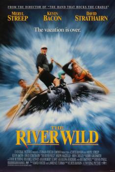 Divoká rieka (Rodinný výlet sa zmení na boj o život.)