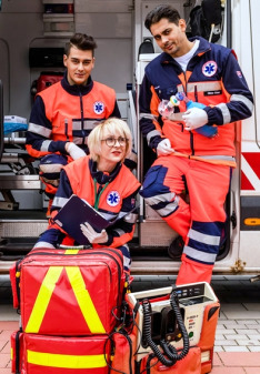 Záchranári
