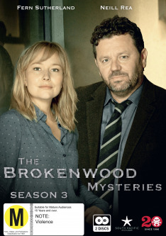Vraždy v Brokenwoode III (Čierny vdovec)