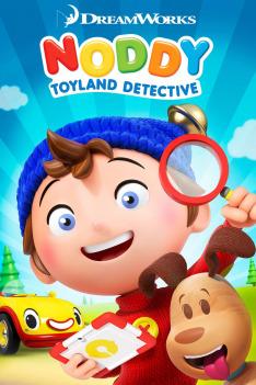 Noddy, detektiv v zemi hraček