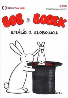 Večerníček: Bob a Bobek - králíci z klobouku (V lázních)