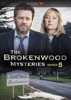 Vraždy v Brokenwoode V (Vydesený na smrť)