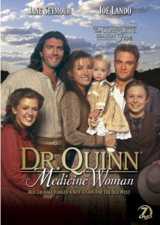 Doktorka Quinnová V (Hrádza)